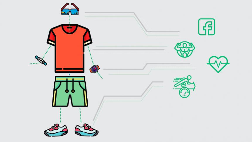 ¿Qué es la tecnología wearable? 4 formas de vestirnos con tecnología